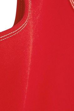 Jacquemus - One-shoulder Cotton-jersey Top - Red