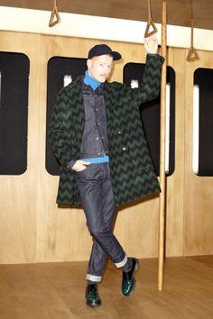 [No.10/25] AMI Alexandre Mattiussi 2013~14秋冬コレクション | Fashionsnap.com