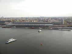Amsterdam von oben: A'DAM Lookout