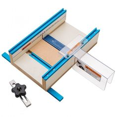 Rockler Table Saw Small Parts Sled | Rockler Woodworking and Hardware