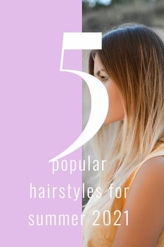 A look at the most popular hair styles and hair styling trends in 2021 - what is hot in hair this year! Popular Hairstyles, Summer Hairstyles, What Is Hot, Most Popular, Health And Wellbeing, Beautiful Space, Hair Trends, Sustainable Fashion, Your Hair