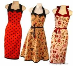 nice neckline. retro-clothes-9.jpg (406×368)  for the challenge - great idea!