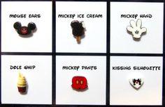 Disney Park Items Floating Locket Origami Inspired by HokeyDonut, $1.75