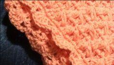 February Baby Afghan Free Crochet Pattern