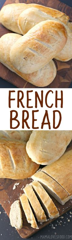 HOME MADE FRENCH BREAD