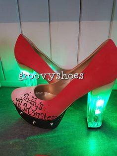 https://www.etsy.com/uk/listing/539223776/harley-quinn-light-up-court-heels-daddys #dc#harleyquinn#suicidesquad#suicidesquad #margotrobbie #harleenquinzel #jaredleto #joker #mrj #puddin #katana #deadshot #eldiablo  #robbie #leto #dc #jaredletojoker #jokerandharley #dccomics#thecrazyones #suicidesquad2016 #thejoker #cosplay #comiccon #comics #love #quinn #justiceleague  #arkhamknight #superheroes #harley #margotrobbieharleyquinn