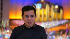 David Archuleta.  David reflects on performing with the Mormon Tabernacle Choir.  December 12, 2014.