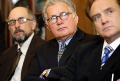 the west wing stars doing real life politics... brad whitford, martin sheen and richard schiff in washington dc to support the Employee Free Choice Act -- think about a second santos administration here are your elder statesmen!