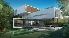 minimalist proyect house