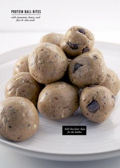 HEALTHY SNACK / PROTEIN BALL BITES