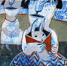 Rabbit in the Box, Rusudan Khizanishvili