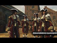 Assassin's Creed III - Competitive Manhunt - ACIII: Libderations HD Mult...