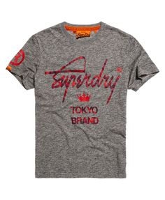 Superdry Camiseta City Brand