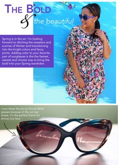 DIY: Customized Sunglasses