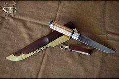Viking Gotland style knife