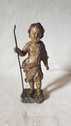 Online veilinghuis Catawiki: Baroque infant Jesus - Italy - 18th century