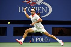 PHOTOS: Semifinal: Federer vs. Wawrinka