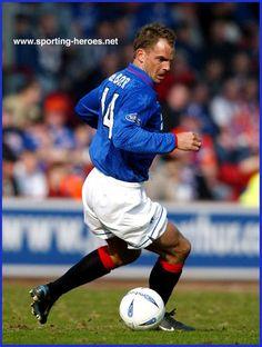 Ronald De Boer - Rangers FC - Biography 2000/01-2003/04