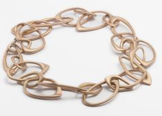 9ct rose gold chain necklace