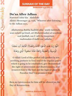 Remembrance of Allah after Prayer Duaa Islam, Islam Hadith, Islam Quran, Alhamdulillah, Islamic Teachings, Islamic Prayer, Islamic Dua, Islamic Qoutes, Ramadan Day