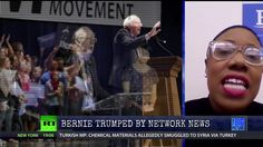 How & Why Bernie Is Being Snubbed By the Corporate Media – Thom Hartmann's Big Picture