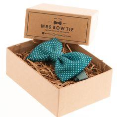 Bow Tie & Pocket Square Pin Dots