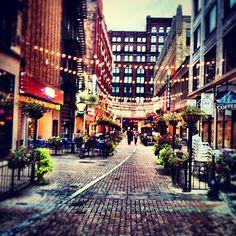 Tremont Neighborhood, Cleveland, Ohio