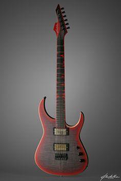 Prs Guitar, Guitar Art, Music Guitar, Cool Guitar, Playing Guitar, Custom Electric Guitars, Custom Guitars, All Music Instruments, El Rock And Roll