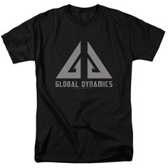 Eureka T-Shirt Global Dynamics Logo