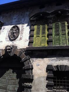 Old Town, Verona, Italy