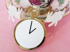 Pocketwatch Necklace -  - 2