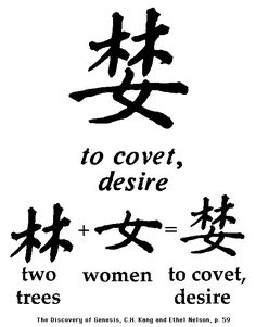 To Covet, Desire