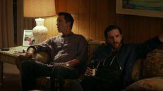 "Shut Eye 1x07 ""Two of Swords"" - Charlie Haverford (Jeffrey Donovan) & Terry (Luke Camilleri)"