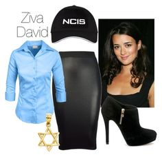 """Ziva Inspired Outfit!"" by psych-pineapple ❤ liked on Polyvore featuring MICHAEL Michael Kors"
