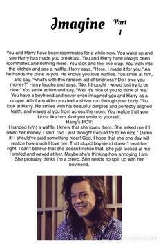 I've made another imagine this is part 1