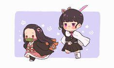 See more 'Demon Slayer: Kimetsu no Yaiba' images on Know Your Meme! Anime Chibi, Kawaii Anime, Gifs Kawaii, Anime Ai, Manga Anime, Fanarts Anime, Anime Love, Cartoon As Anime, Anime Angel