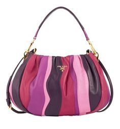 Prada Stripes Multicolor Small Hobo ? | Bags \u0026amp; PocketBooks ...