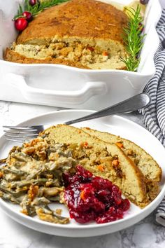This is the best Vegan and Gluten-Free Tofu Turkey! Flavorful, seasoned tofu iwith herbs and spices, stuffed with cornbread stuffing Vegan Dessert Recipes, Tofu Recipes, Vegan Recipes Easy, Gluten Free Recipes, Whole Food Recipes, Vegetarian Recipes, Vegetarian Turkey, Tofu Turkey, Vegan Foods