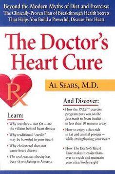 Was macht unser Herz wirklich gesund? Und warum sind die Empfehlungen von vermeintlichen Experten und dem Staat schlicht und ergreifend falsch - Dr. Al Sears hat die Antwort in seinem Buch.