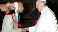 """Pope"" Francis' Masonic Handshakes"