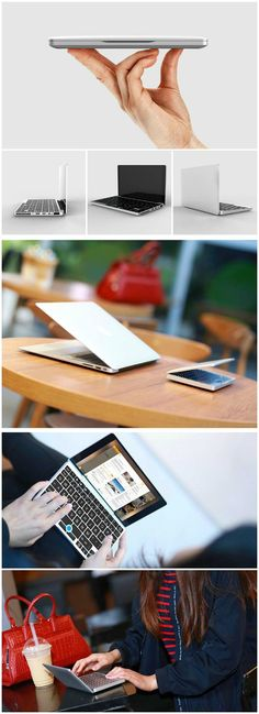 The perfect mini laptop that fits in your pocket.