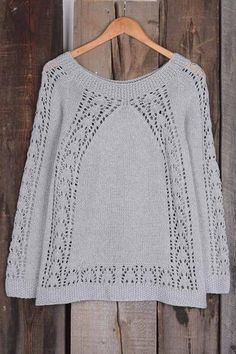 Nothing lonely about life with this baby.Product Code: CMY312 Details: Crochet Drop shoulder Comfy and soft Regularwash Fabric: 50%Acrylic,30%Polyester,20%Cott