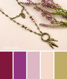 Tanglewood Color Palette