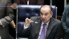 Brasil: Aloysio Nunes será o novo ministro das Relações Exteriores. O presidente Michel Temer escolheu o líder do governo no Senado, Aloysio Nunes Ferreira