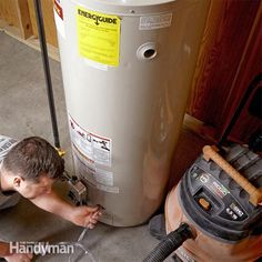 Have you flushed your water heater lately? This boring but important chore should be done at least once a year to remove sediment that accumulates on the bottom of the tank. That's especially true if you live in a hard-water area. The task is easy to blow off because it's out of sight—but skipping it is costing you a lot. Sediment buildup reduces the heating efficiency of your water heater.