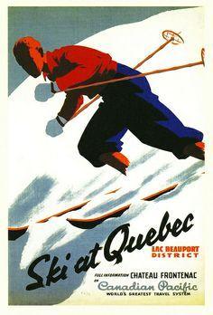 cn ski posters - Google Search