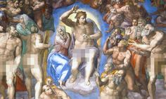 When Michelangelo's ambitious paintings premiered in the sixteenth century, they touched off a very modern-sounding social media scandal, says art historian Elizabeth Lev.