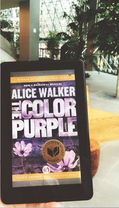 spending a gorgeous thursday in nyc with the ebook edition of alice walkers pulitzer winning classic the color purplealice - The Color Purple By Alice Walker Online Book