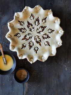 Autumn Leaf Piecrust Cutter | Williams Sonoma Beautiful Pie Crusts, Pie Crust Designs, Just Pies, Pie Decoration, Pies Art, Pie Tops, Pie Crust Recipes, Pie Dessert, Strudel