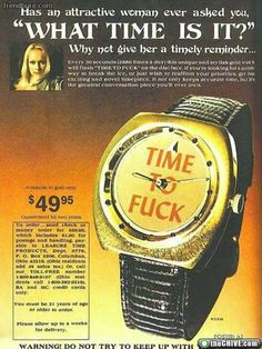 What time is it? TTF!
